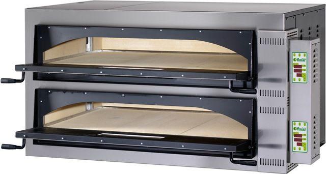 Fmd99 forno elettrico pizza digitale grande 2 camere - Forno per pizza elettrico ...