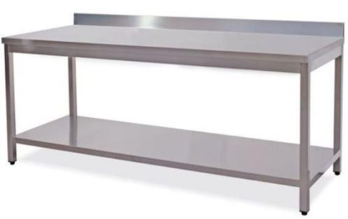 Tavolo Da Lavoro Acciaio : Tavoli da lavoro in acciaio inox aisi