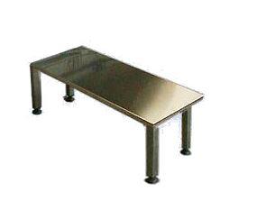 Panche acciaio inox Aisi 304