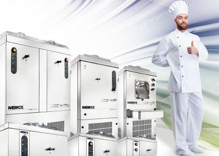 Machines à crème glacée sorbetière Nemox domestique