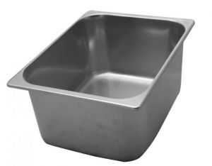 VG362518 stainless steel ice cream container 360x250x h180 mm
