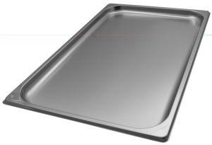 GST1/1P020  Contenitore Gastronorm 1/1 h20 mm in acciaio inox AISI 304