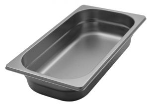 GST1/3P065 Gastronorm Container 1 / 3 h65 stainless steel AISI 304