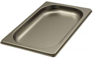 GST1/4P020 Récipient Gastronorm 1 / 4 h20 en acier inox AISI 304
