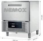 FREEZY-9 Nemox Abbattitore Freezy 9
