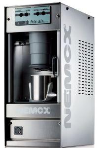 FRIX AIR NEMOX machine shreds, mixes and amalgam