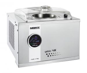 GELATO 4K TOUCH Professional Nemox ice cream machine NEW