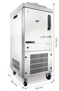 GELATO-10K-CREA Macchina da gelato professionale Nemox
