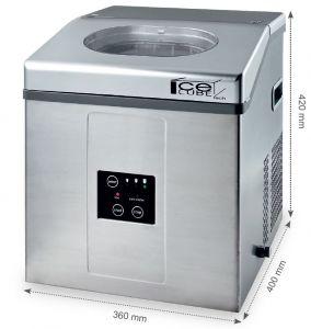 ICE CUBE TECH ¡NUEVO! fábrica de hielo SIN CONEXIONES DE AGUA !!
