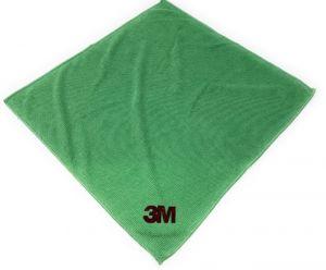 3M-17831 Paño de microfibra esencial 2012 verde (50 piezas)