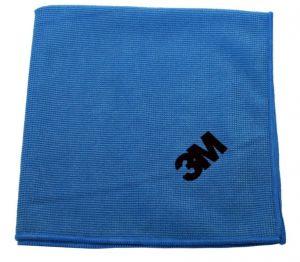 3M-17820 Essential 2012 paño de microfibra azul (50 piezas)