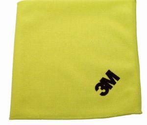 3M-17827 Paño de microfibra esencial 2012 amarillo (50 piezas)