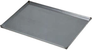 AV4980 Plateau en aluminium 60x40x2h