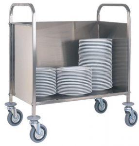 CP1441 Dish cart Capacity 200 stacked plates