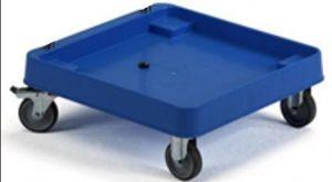 CP1448 Base de apoyo para cestas para lavavajillas en 4 ruedas