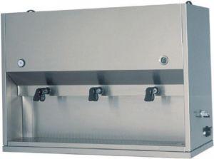 DC1703 Distributeur pour petit-déjeuners de table 3 bacs 15 liters 106x41x71h