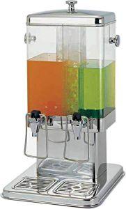 DS10402 Distributeur à boissons froide double  5+5 litres