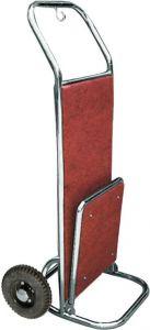 PV2003I Carrello portavaligie inox 2 ruote