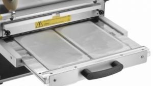 STAMPOTSA01 2 molde de impresión para máquinas termoselladoras TS3A Fimar