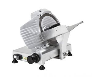 HBS220JS Lame de trancheuse par gravité 220 mm. épaisseur de coupe 0-120mm.