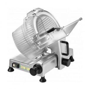 HBS250 Trancheuse à gravité avec lame de 250 mm. épaisseur de coupe 0-150 mm