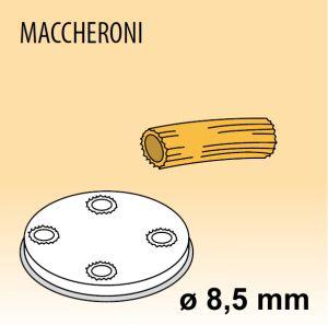 MPFTMA8-25 Trafila MACCHERONI Ø 8,5 per macchina per pasta fresca