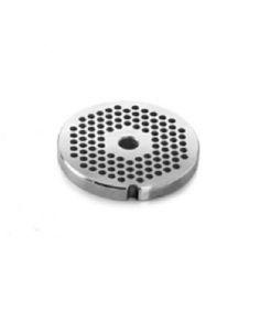 PE8T Piastra enterprise in acciaio inox fori 2 mm per tritacarne Fimar serie 8