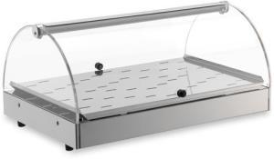 VET7010 - Vetrinetta riscaldata - 1 piano dim. 50X35X20