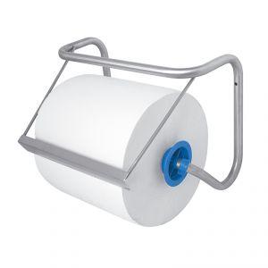 2603 Distributore a muro di carta asciugamani in rotolo, inox
