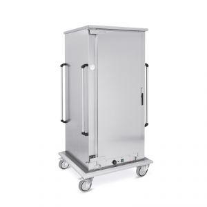 """3218-6040-K Estante para armario caliente, 18x60x40, guías en """"L"""""""