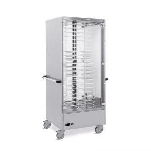 3360PS-88 Vetrina espositiva riscaldante, portata 88 piatti Ø 18÷24