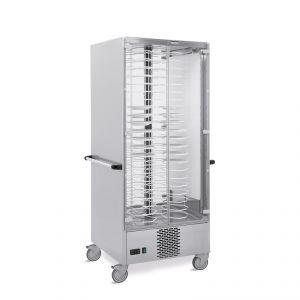 3370PS-88 Vetrina espositiva refrigerante, portata 88 piatti Ø 18÷24