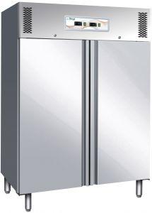 G-GNV1200DT Armadio refrigerato doppia temperatura da 507 + 507 Lt