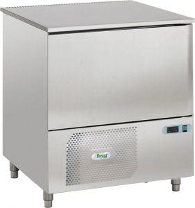 AS1105N Enfriador de chorro de temperatura de 5 bandejas