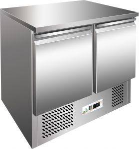 G-S901 - Saladette refrigerata, temperatura positiva, struttura inox AISI304
