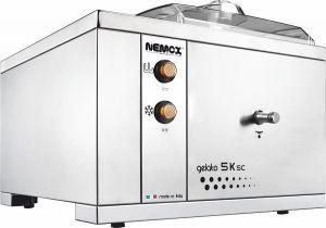 Nemox Gelato 5K SC - Ice Cream Maker
