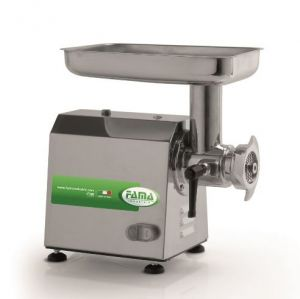 FTI106 - Meat mincer TI 12 - stainless steel coated - Three phase