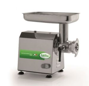 FTI107 - meat mincer TI 12 - waxed stainless steel