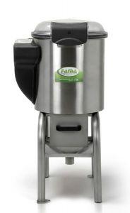 FP109 -Pelapatate 5 KG con basamento alto, cassetto e filtro incluso - Trifase