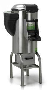 FPC309 - Nettoyeur de moules de 18 kg avec base haute, tiroir et filtre inclus - Triphasé