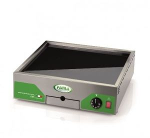 PFT3040V - FRY TOP Vitrocéramique 30 * 40