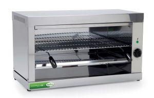 FS70  -  Salamandra IN ACCAIO INOX 3,2Kw