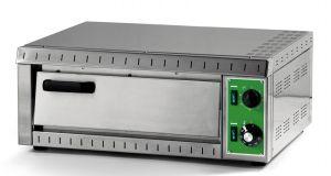B1 - Pizza ovens INOX 1 PIZZA 30 cm - Single phase