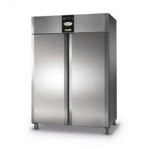 FFR1400TN - Gabinete refrigerado VENTILADO GN2 / 1 - 6 GRIDS - 0,57Kw - Positivo