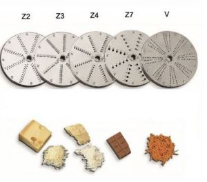 FTV122  - Disc for grating bread and cheese  - V -
