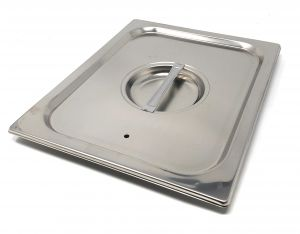 CPR1/2T cover 1 / 2 in stainless steel AISI 304 with sealing gasket