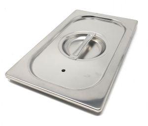 CPR1/4T cubrir 1 / 4 en acero inoxidable AISI 304 con junta de estanqueidad