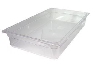 GST1/1P150P Récipient Gastronorm 1 / 1 H150 en polycarbonate