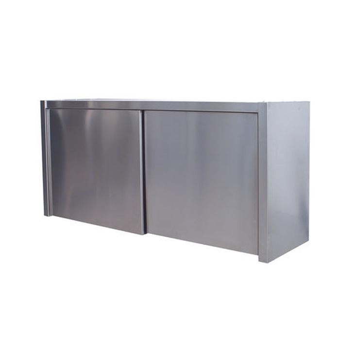Colgante neutral en acero inoxidable aisi 304 con estante - Armarios de acero inoxidable ...