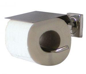 T105109 Portorotolo carta igienica acciaio inox AISI 304 brillante